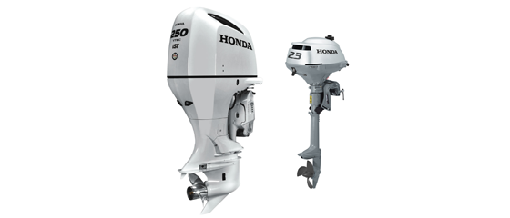 Honda Marine/Outboard Parts