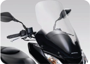 Honda Scooter Accessories